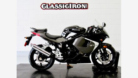 2016 Hyosung GT250R for sale 200805312