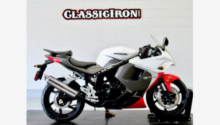2016 Hyosung GT250R for sale 200940983