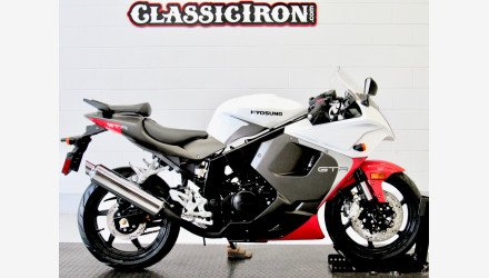 2016 Hyosung GT250R for sale 200956187