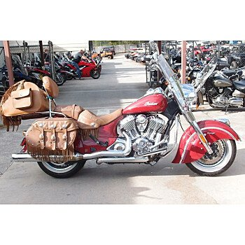 2016 Indian Chief for sale 200589170