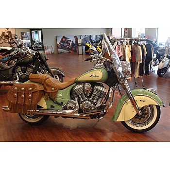 2016 Indian Chief for sale 200605526