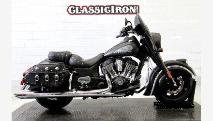2016 Indian Chief Dark Horse for sale 200698913