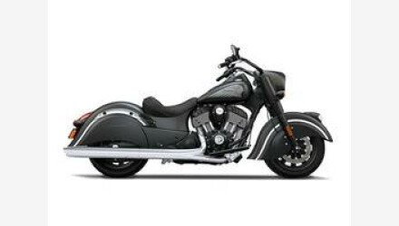 2016 Indian Chief Dark Horse for sale 200703593