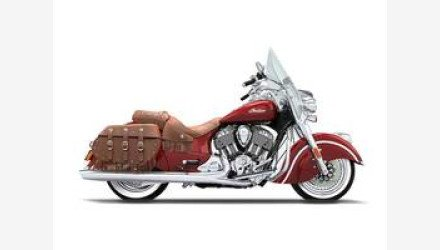 2016 Indian Chief for sale 200710924