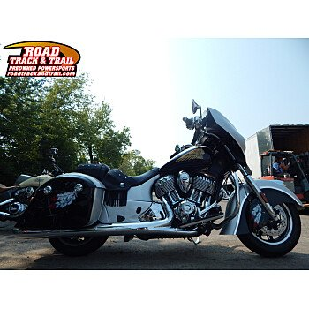 2016 Indian Chieftain for sale 200616507