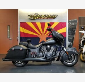 2016 Indian Chieftain Dark Horse for sale 200704787