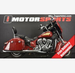 2016 Indian Chieftain for sale 200798976