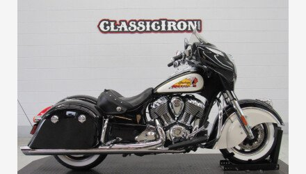2016 Indian Chieftain for sale 200951079