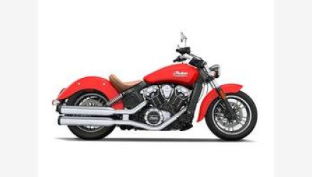 2016 Indian Scout for sale 200704644