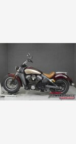 2016 Indian Scout ABS for sale 200834886