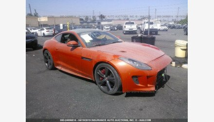 2016 Jaguar F-TYPE R Coupe AWD for sale 101128367