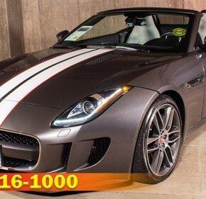 2016 Jaguar F-TYPE Convertible for sale 101156549