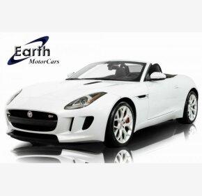 2016 Jaguar F-TYPE S Convertible for sale 101223609