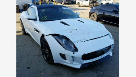 2016 Jaguar F-TYPE Coupe for sale 101237376