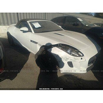2016 Jaguar F-TYPE S Convertible for sale 101269456