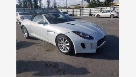 2016 Jaguar F-TYPE Convertible for sale 101414547