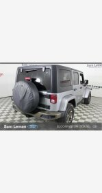 2016 Jeep Wrangler 4WD Unlimited Sahara for sale 101065932