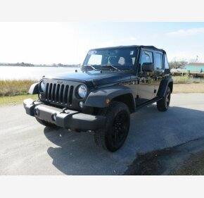 2016 Jeep Wrangler 4WD Unlimited Sport for sale 101076369