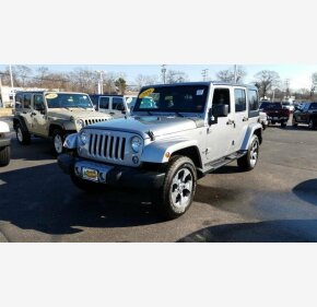 2016 Jeep Wrangler 4WD Unlimited Sahara for sale 101107152