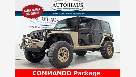 2016 Jeep Wrangler 4WD Unlimited Sport for sale 101108526