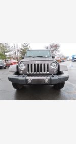 2016 Jeep Wrangler 4WD Unlimited Sahara for sale 101110181