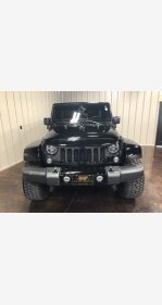 2016 Jeep Wrangler 4WD Unlimited Sahara for sale 101115901