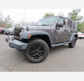 2016 Jeep Wrangler 4WD Unlimited Sport for sale 101121803