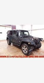 2016 Jeep Wrangler 4WD Unlimited Sahara for sale 101157146