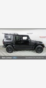 2016 Jeep Wrangler 4WD Unlimited Sahara for sale 101177851