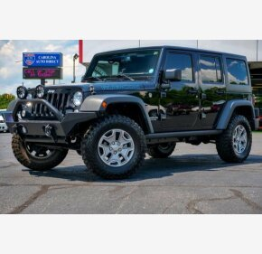 2016 Jeep Wrangler 4WD Unlimited Rubicon for sale 101187186