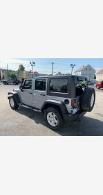 2016 Jeep Wrangler 4WD Unlimited Sport for sale 101188382