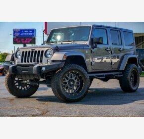 2016 Jeep Wrangler 4WD Unlimited Sahara for sale 101189114