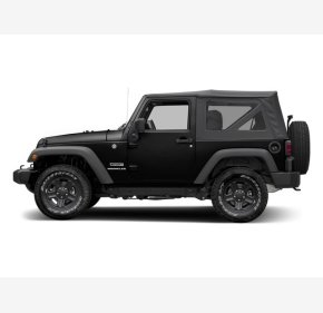 2016 Jeep Wrangler 4WD Sport for sale 101191195
