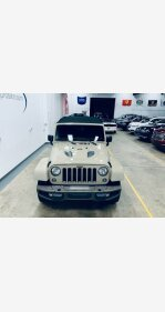 2016 Jeep Wrangler 4WD Unlimited Sahara for sale 101199162