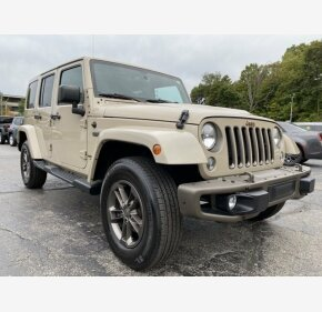 2016 Jeep Wrangler 4WD Unlimited Sahara for sale 101214802