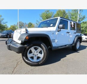 2016 Jeep Wrangler 4WD Unlimited Sport for sale 101215614