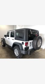 2016 Jeep Wrangler 4WD Unlimited Sport for sale 101217662