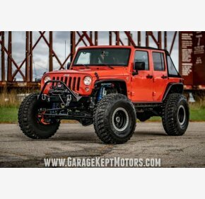 2016 Jeep Wrangler 4WD Unlimited Sport for sale 101229166