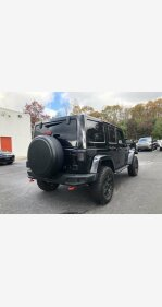 2016 Jeep Wrangler 4WD Unlimited Rubicon for sale 101230644