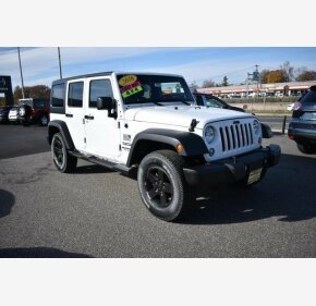 2016 Jeep Wrangler 4WD Unlimited Sport for sale 101236213