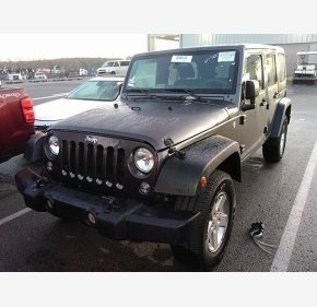 2016 Jeep Wrangler 4WD Unlimited Sport for sale 101260063