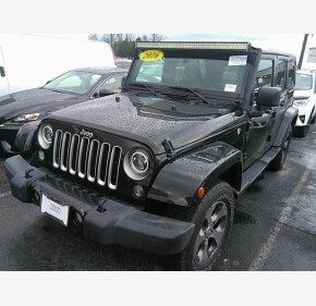 2016 Jeep Wrangler 4WD Unlimited Sahara for sale 101260080