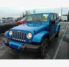 2016 Jeep Wrangler 4WD Unlimited Sahara for sale 101267556