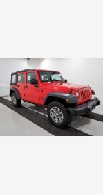 2016 Jeep Wrangler 4WD Unlimited Sport for sale 101268558