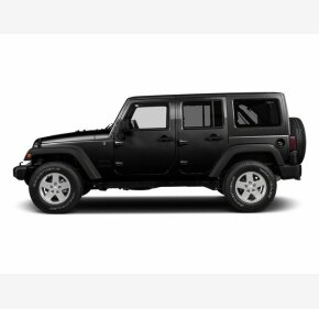 2016 Jeep Wrangler 4WD Unlimited Sport for sale 101274033