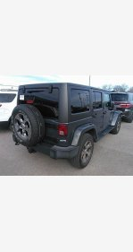 2016 Jeep Wrangler 4WD Unlimited Sahara for sale 101274824
