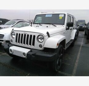 2016 Jeep Wrangler 4WD Unlimited Sahara for sale 101276251