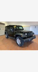 2016 Jeep Wrangler 4WD Unlimited Sport for sale 101286944
