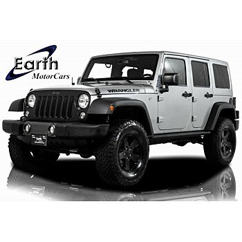 2016 Jeep Wrangler 4WD Unlimited Sport for sale 101299852