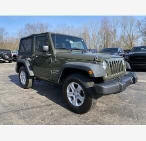2016 Jeep Wrangler 4WD Sport for sale 101300497
